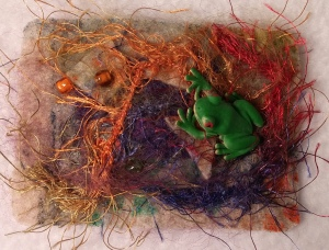 10b green frog