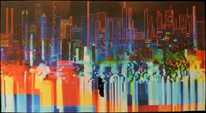 Not a City, Betty Hahn, AZ, 52 x 28.