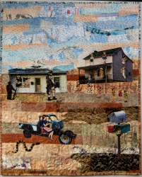 Martha Ressler A Troubled Day in the Country