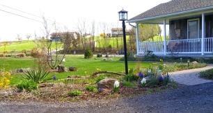 Home Again! Spring has sprung