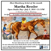 Open Studio July 9