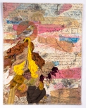 Martha Ressler, Art quilt, Summer's End