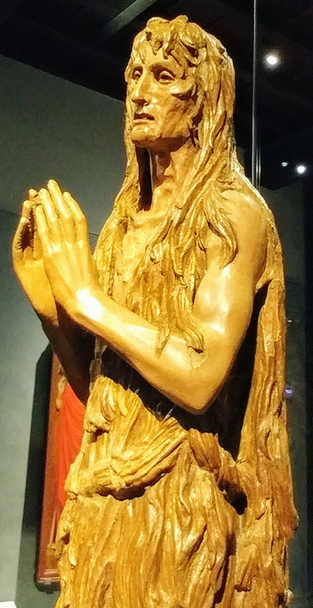 Mary magdalene by Donatello