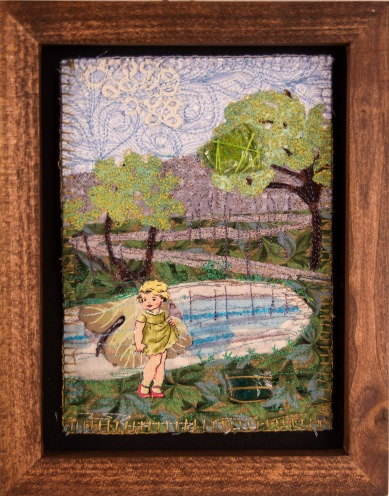 Martha Ressler,Lowland Road Pond