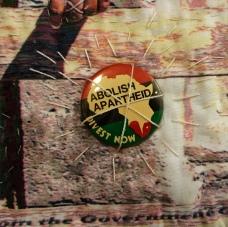 Martha Ressler Celebrating the Destruction of Apartheid, Detail