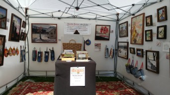 M Ressler Booth, Fair in the Park 2017