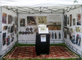 M Ressler Booth, Fair in the Park, Pittsburgh, 2016