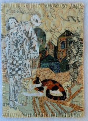 Martha Ressler, Calling the Cat III