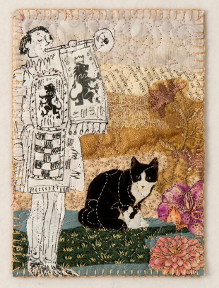 Martha Ressler, Calling the Cat IV