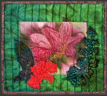 Martha Ressler, Seeds Caught, 2009