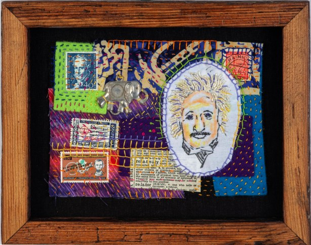 relativity framed 8 x 10