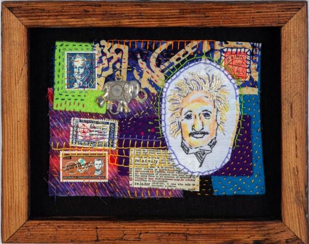 relativity framed 8 x 10