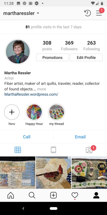 screenshot instagram martha ressler