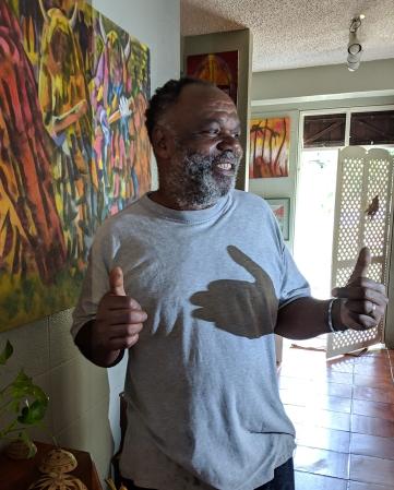 Darius Etienne, Dominica
