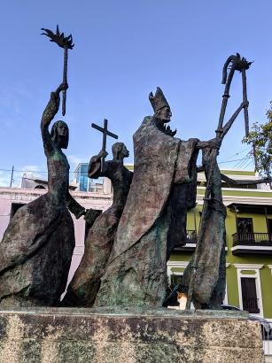 La Rogativa, San Juan