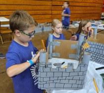 Build a castle 2